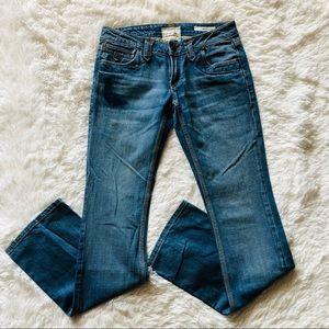 Taverniti Janis Straight Leg Jeans